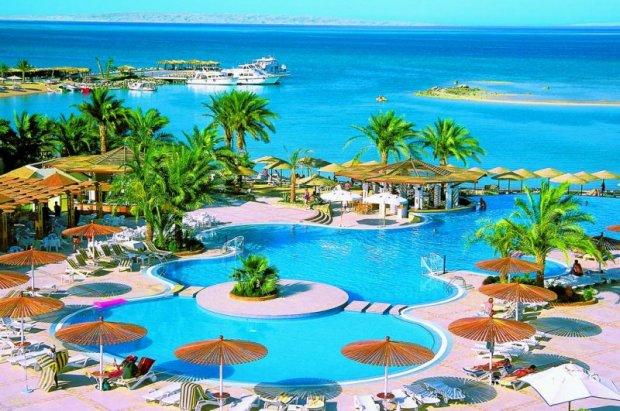 Єгипет, готель