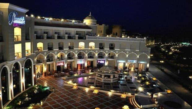 Найкращі готелі Хургади 5 зірок